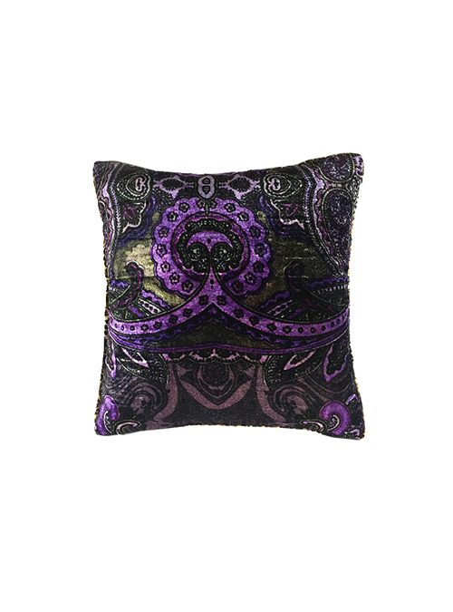 One and a half Pillow, Small, Purple