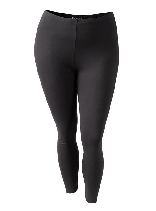Luxury Leggings, Black
