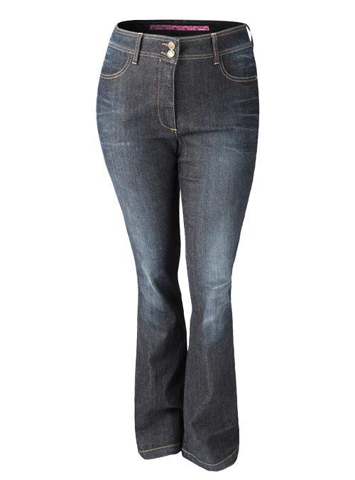 Bootcut Jeans Olivia, Dark rinsed