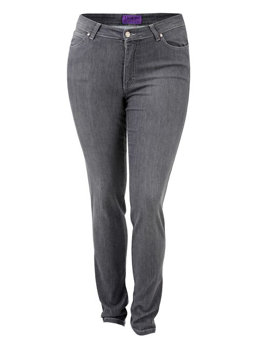 Darling Shape Denim, BI-Stretch, Grey