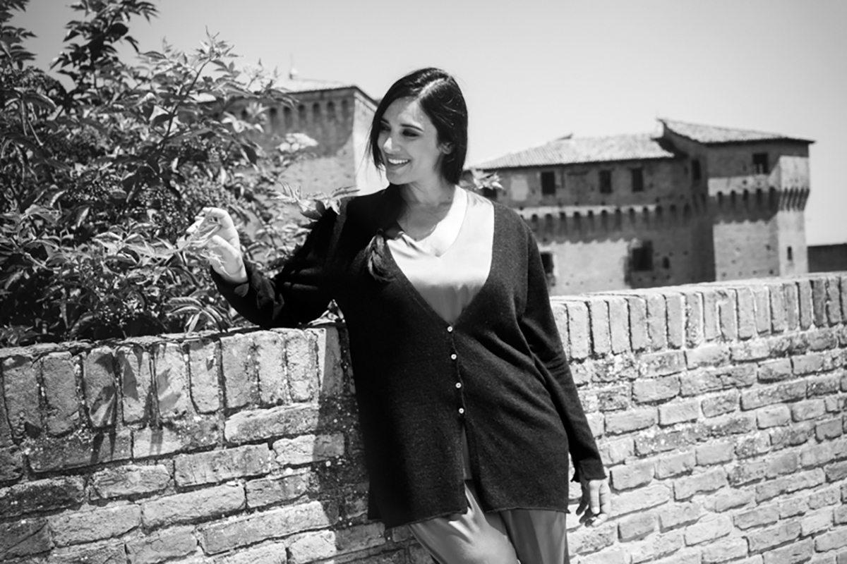 Kaschmir cardigan, Doris Megger