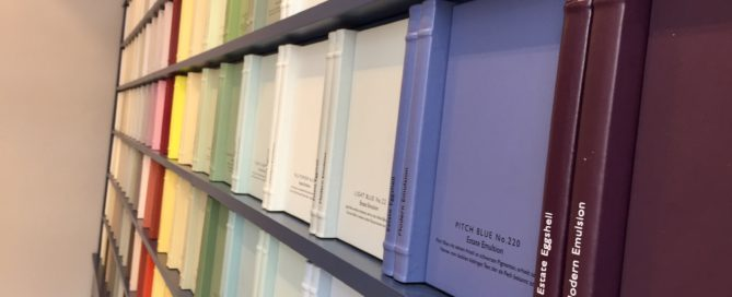 Farrow and Ball -die Farben