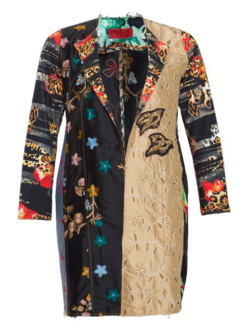 Dreamcoat Silkfusion Embroidered