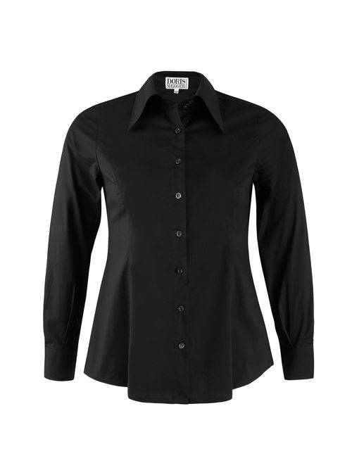Classic Blouse, Style Edition, Black