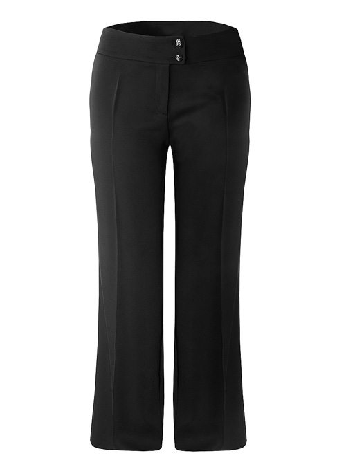 Classic Pants, Business, black