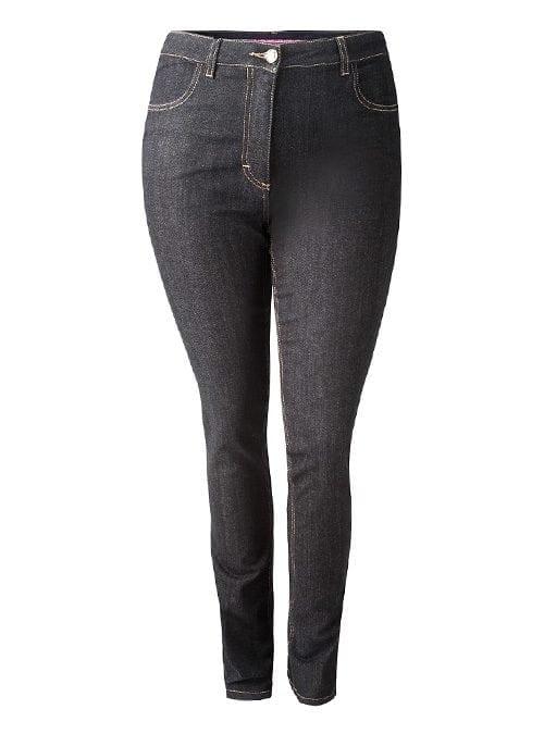 Slim Leg Jeans Katie, dark rinsed