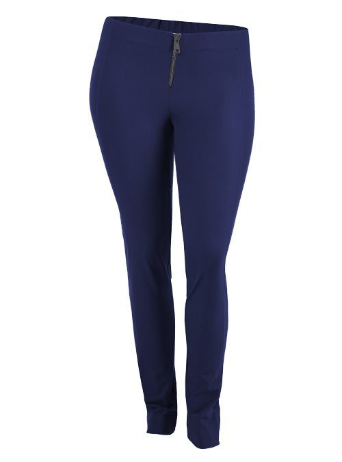 Complementing Pants Skinny Comfort, Blue