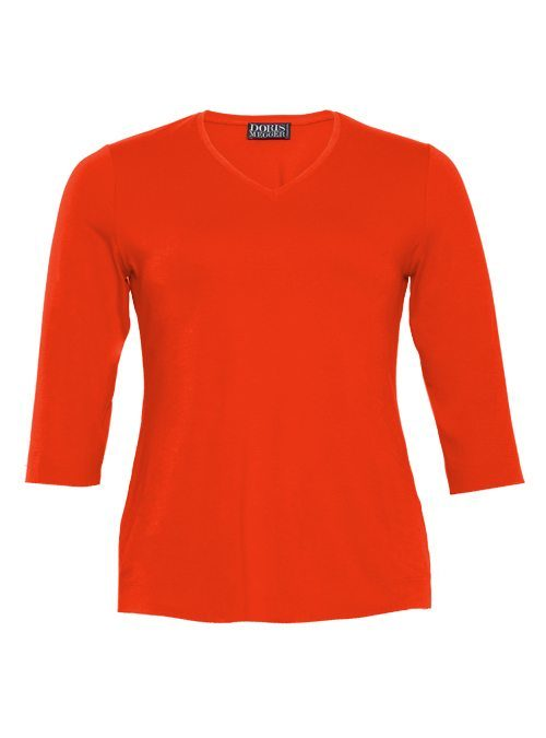 Miss Classic, Next Generation, Orange D´Amoure, V-Neck