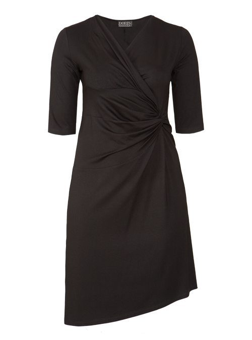Dress Serenissima, Black, Legere Fit
