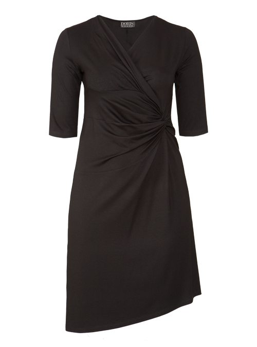 Dress Serenissima, Black, Legere Fit