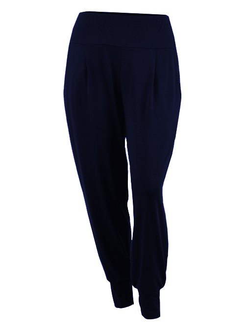 Leisure Pants, Midnight Blue
