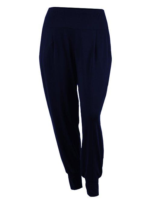 Leisure Pants, Midnight Blue