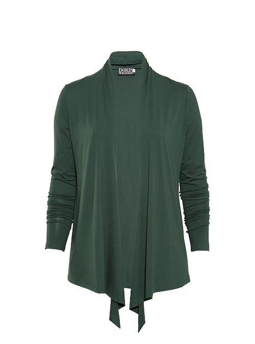Change Jacket, Fitted Sleeves, Jade