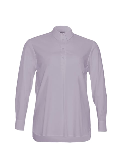 Best Blouse ever, Long back, Pale Lavender
