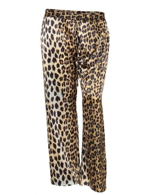 Silkpants, Leo Excellance, Wide Leg