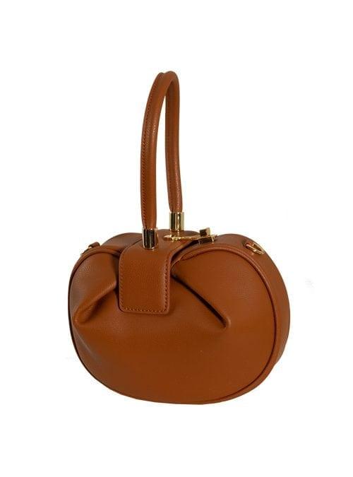 Bullet Bag, Henkeltasche, Cinnamon