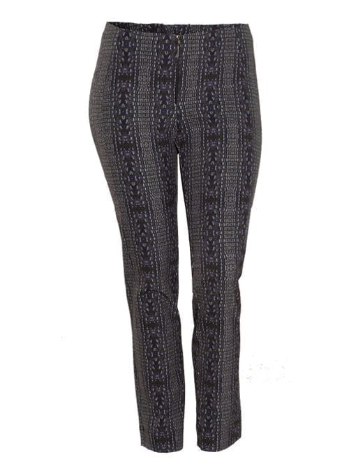 Complementing Pants, Printed Skinny, Serpenti