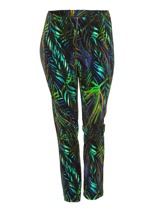 Complementing Pants, Printed Skinny, Forêt Vierge