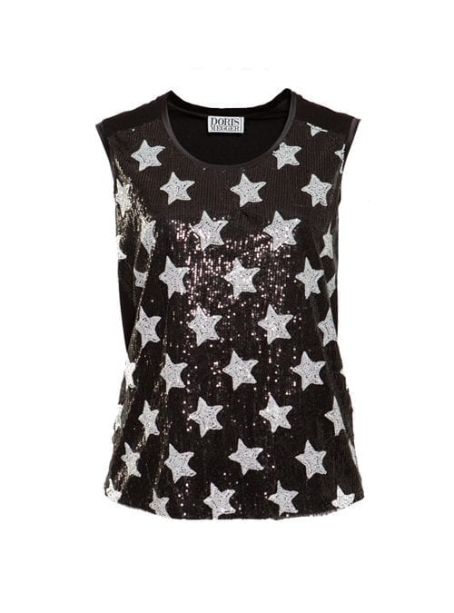 Two-side Top, Superstar Sequins