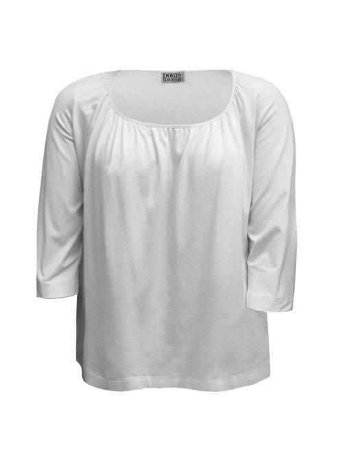 Oh là là Shirt, Jersey, White