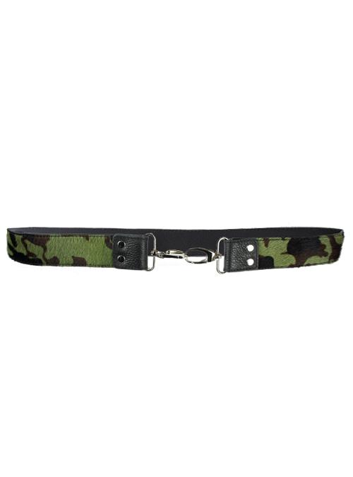 Pimp Your Bag, Crossbody Strap, Taschengurt, Camouflage