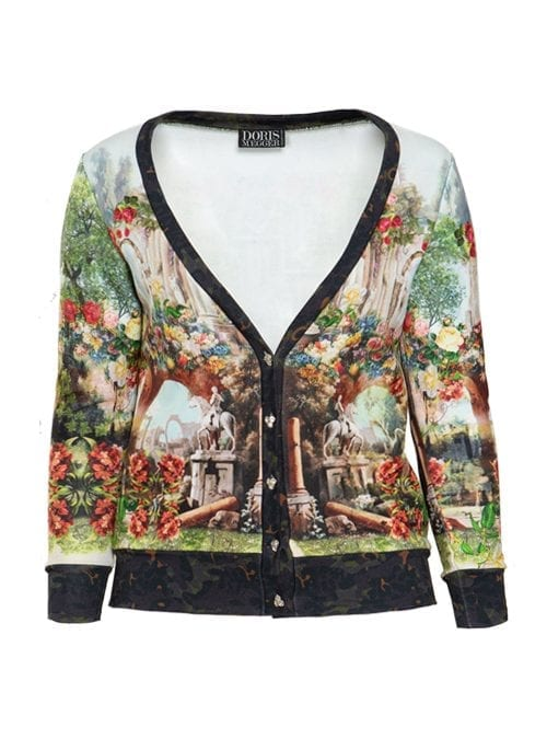 Lifestyle Sweater, Paradise Garden