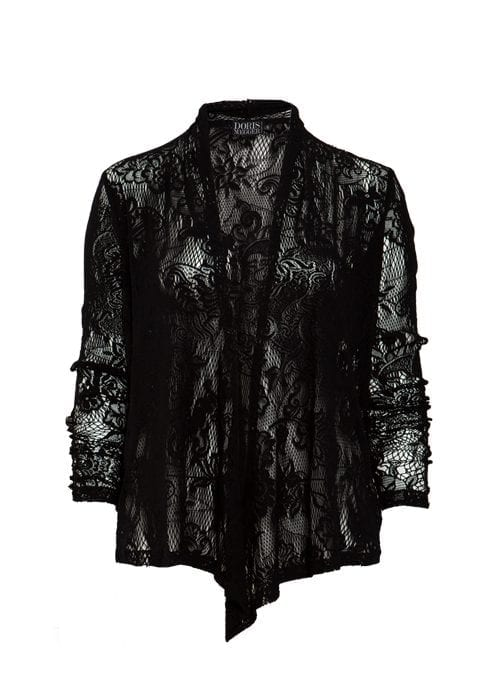 Change Jacket, Black Lace Edition