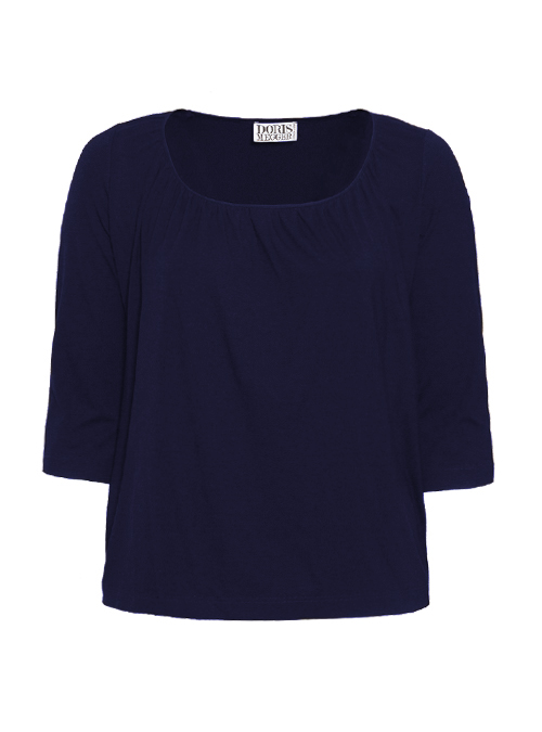 Oh là là Shirt, Jersey, Midnight blue