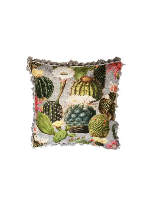 One and a half Pillow, Small, Cactus