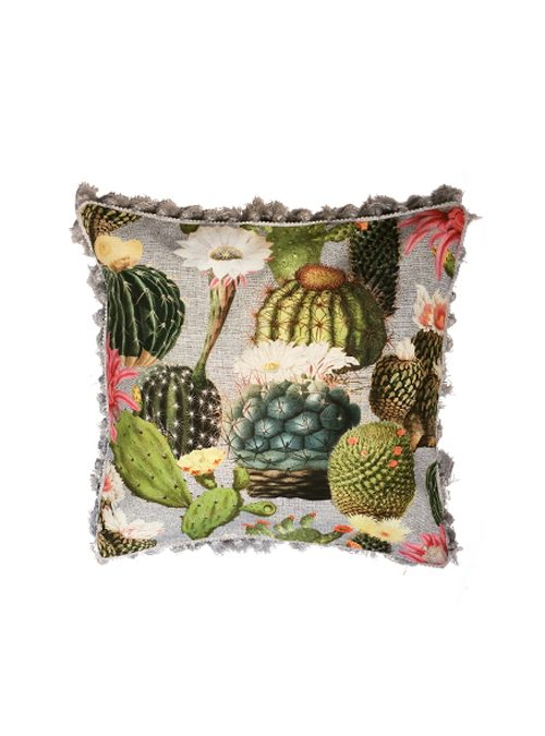 One and a half Pillow, Medium, Cactus
