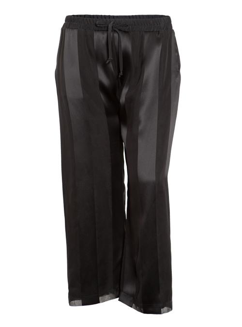 Evening Pants, Organdi Stripes