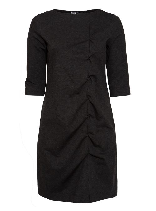 W-Dress Clean Cut, Shaped Fit, Smart Grey