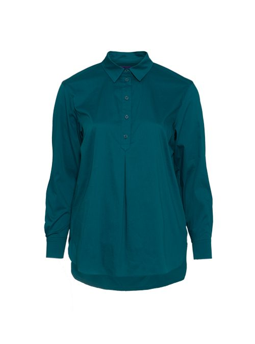 Best Blouse ever, Long back, deep teal