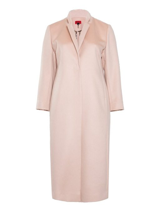 Duchess Coat, Cashmere, Blush