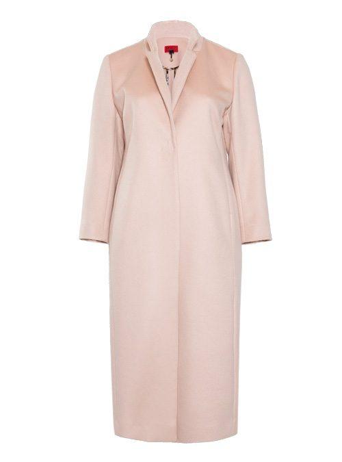 Duchess Coat, Cashmere, Blush