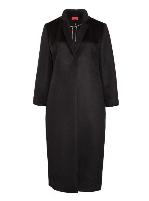 Duchess Coat, Cashmere, Premier Noir