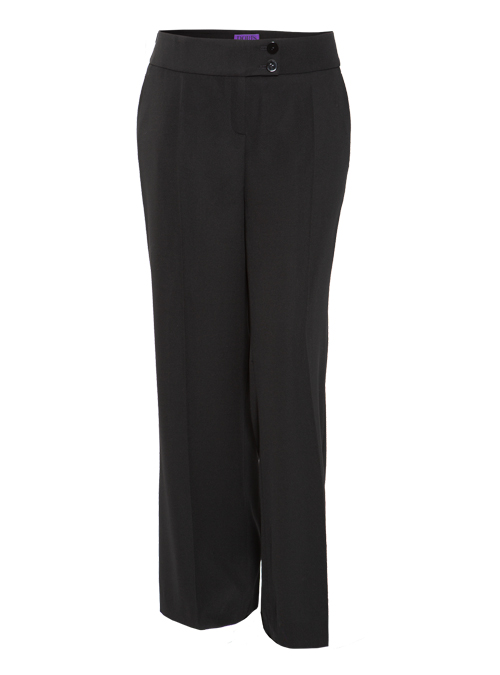 Lily Marlene Pants, Extendet Cut, Ink Black