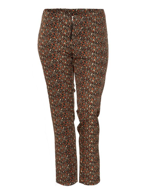 Complementing Pants, Printed Skinny, Feroce