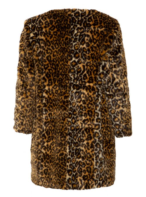 Webpelz Coat, Leo Luxury