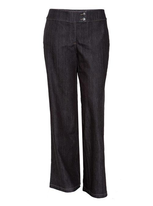 Marlene Jeans, Extendet Cut, Dark Rinsed