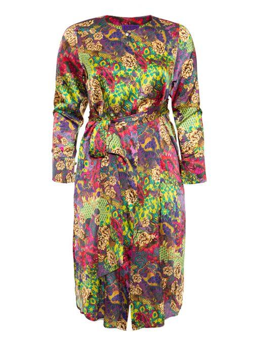 Two-in-one Smartdress, Silk