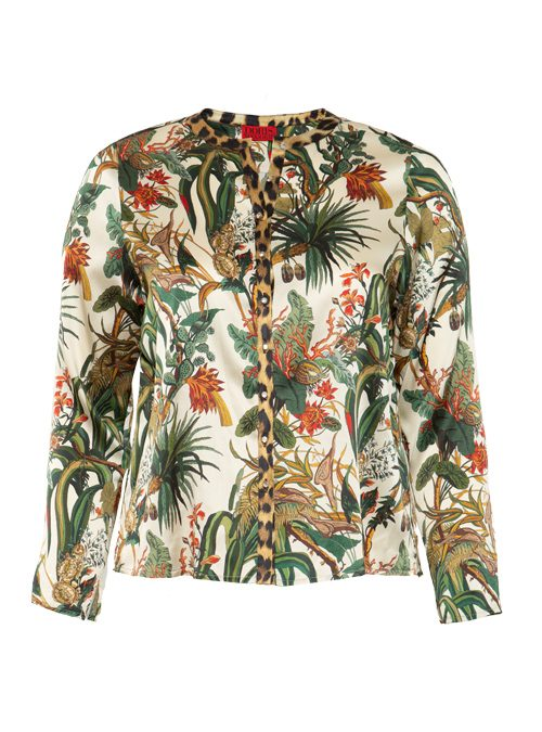 Silk Blouse Monteverde