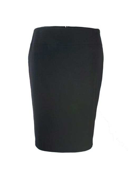 Skirt Jane, Classic Black, Pencilcut