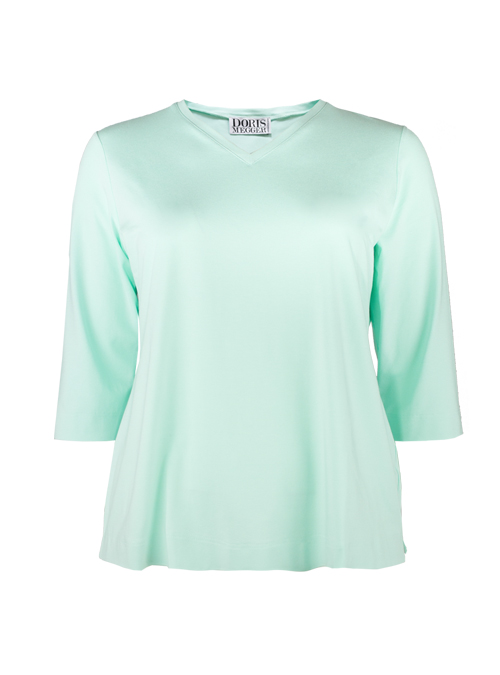 Miss Classic, Next Generation, Magic Mint, V-Neck