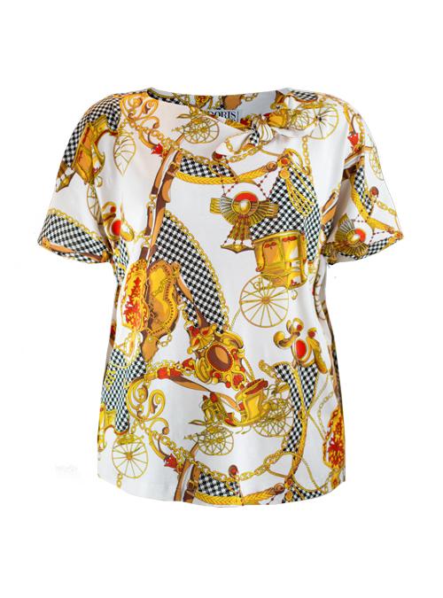 Bow Basic Shirt, Jersey a lá Francois