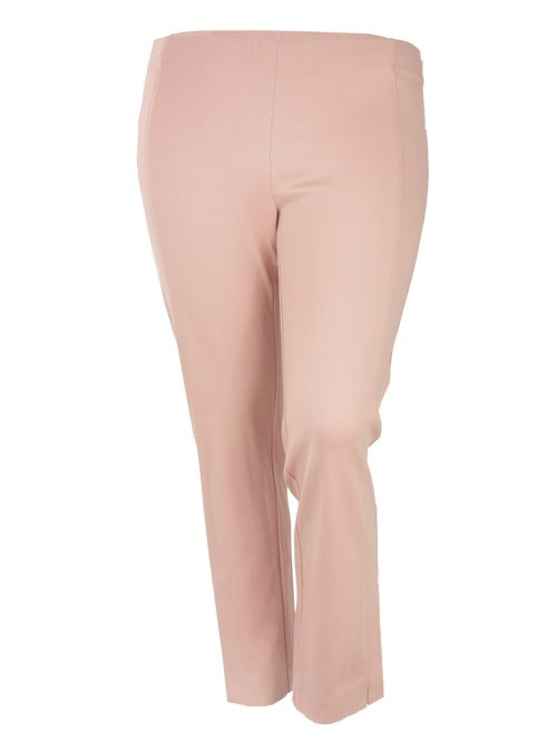 Complementing Pants, Cropped Classic, Soft Blush
