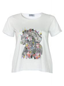 Doris Statement Shirt, Art Edition, Beethoven