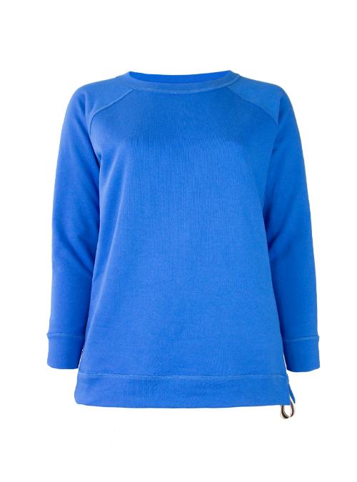 Cozy Deluxe Sweatshirt, Blue, Arbeitstitel