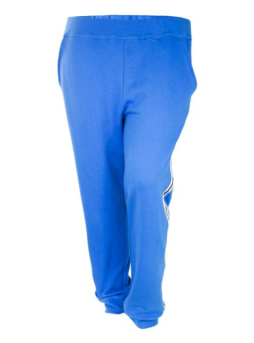 Cozy Deluxe Pants, Blue,