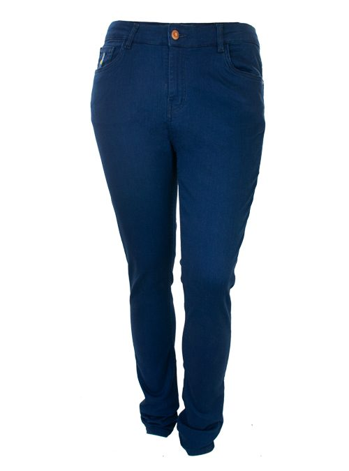 Skinny Jeans, Ultra Stretch, Dark Blue